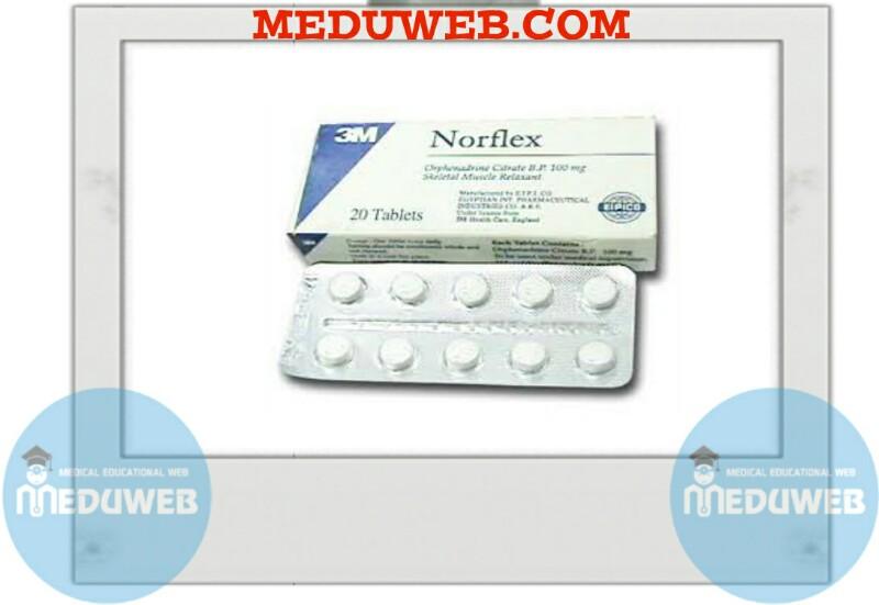 Norflex Tablets