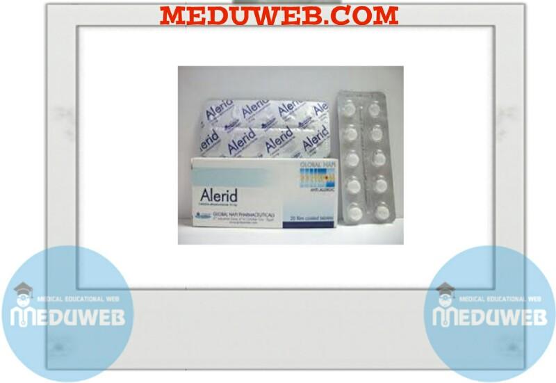 Alerid Tablets
