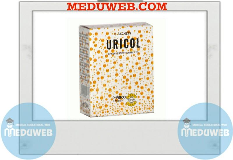 Uricol sachets