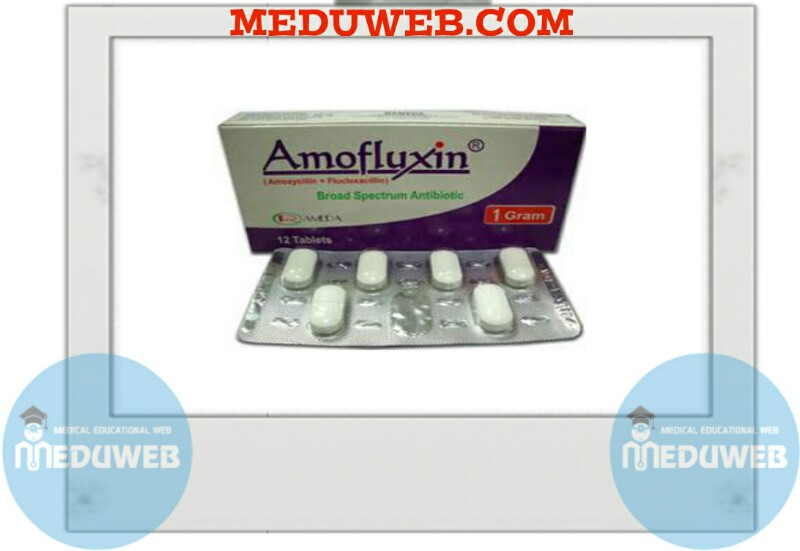 Amofluxin Capsules