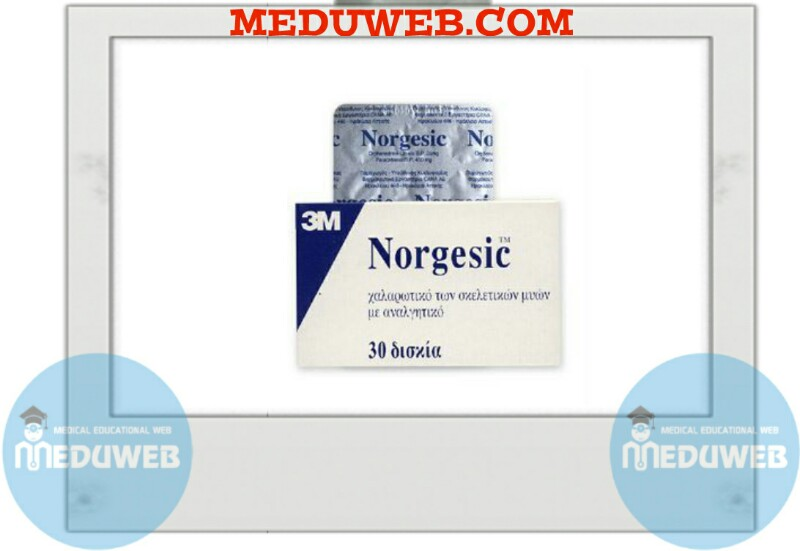 Norgesic Tablets