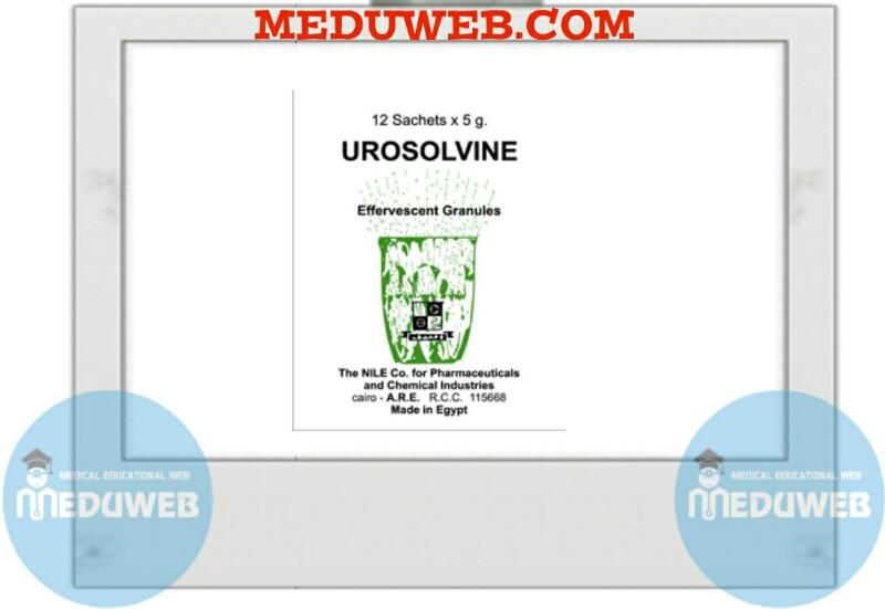 Urosolvine Sachets