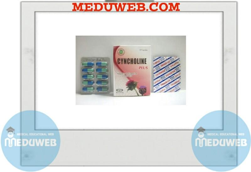 Cyncholine plus capsules
