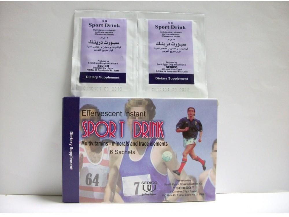 Sport drink dietary